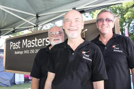 Past Masters
